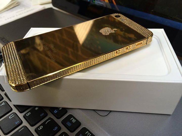 Apple iphone 6 Plus 128GB Gold @ Windcam com