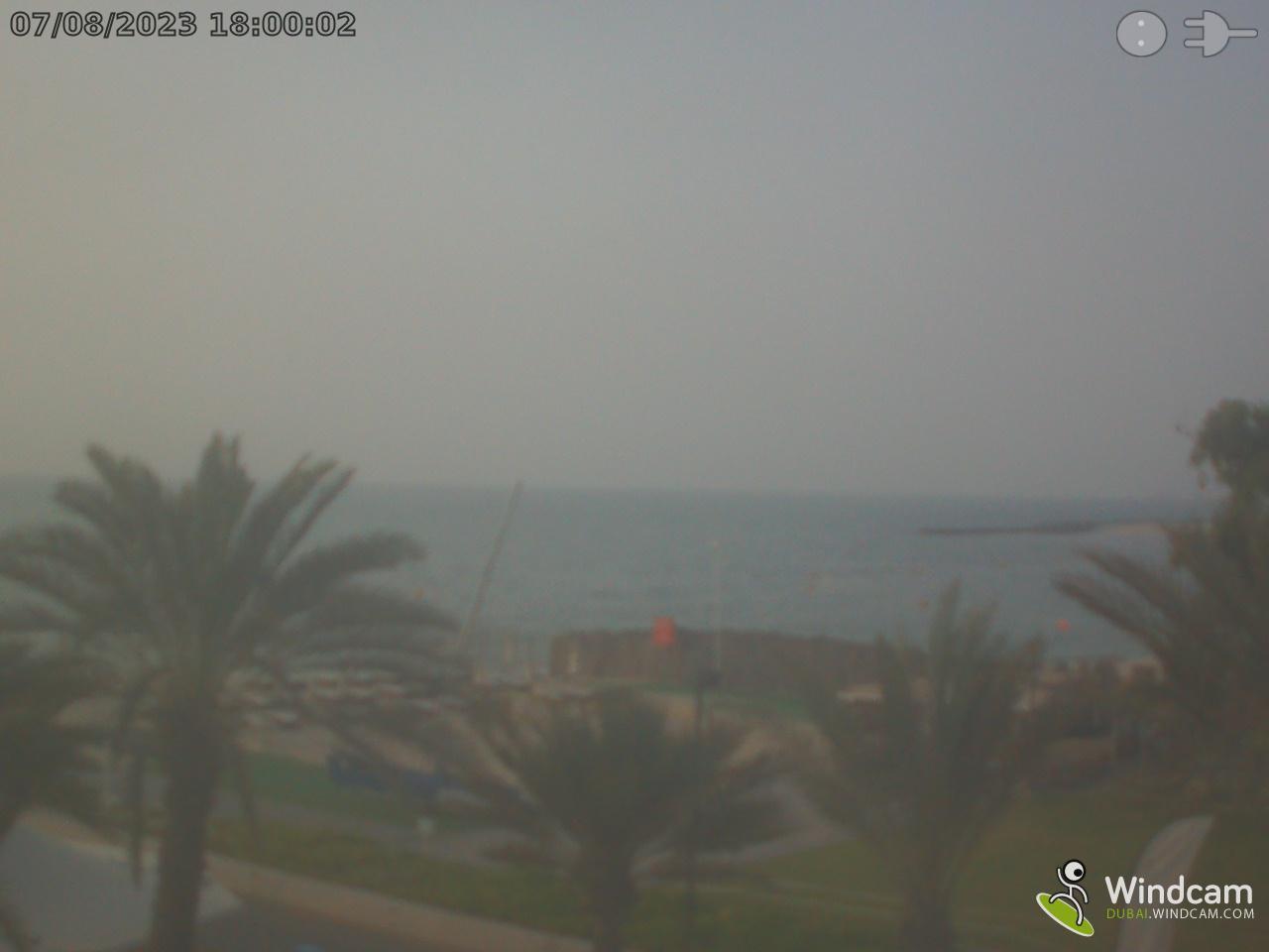 Онлайн веб камера ОАЭ Дубай Кайт-Бич